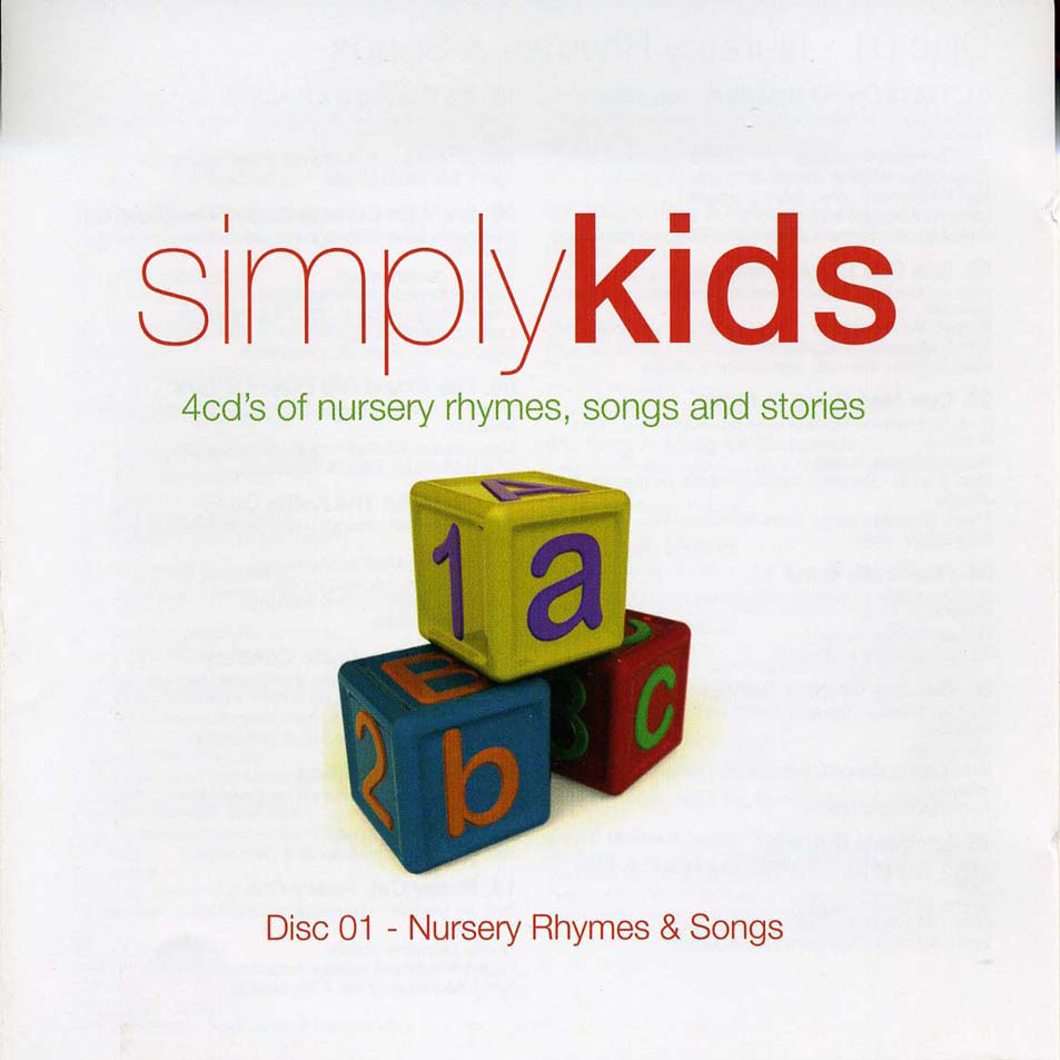 Simply Kids Audio files cd1