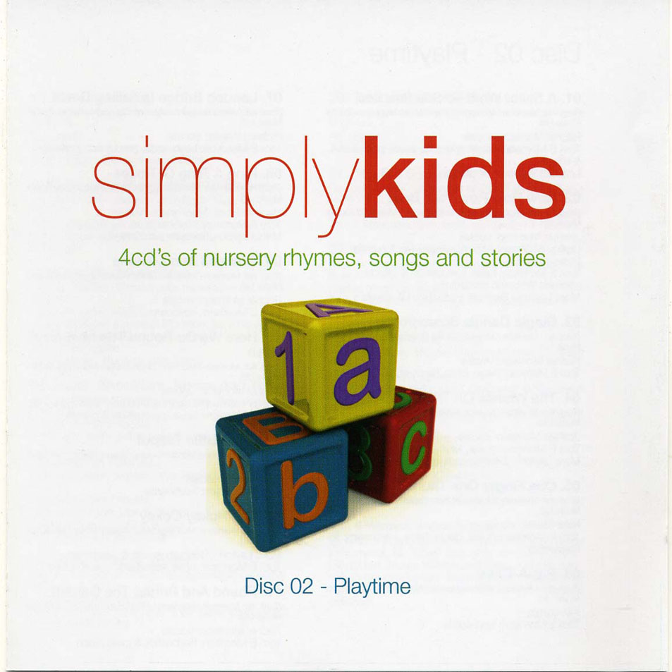 Simply Kids Audio files cd2