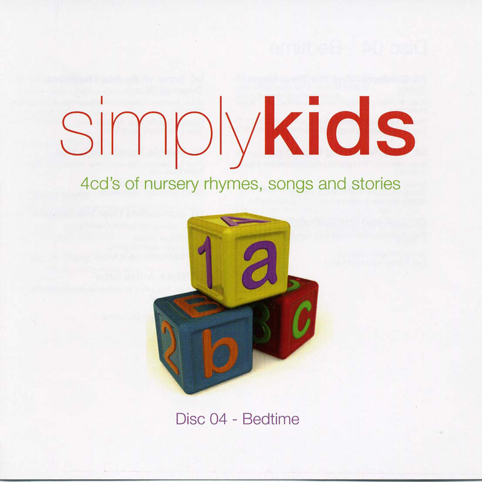 Simply Kids Audio files cd4