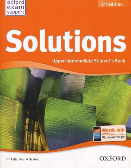 Solutions upper-intermediate