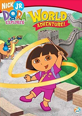 Dora world adventures