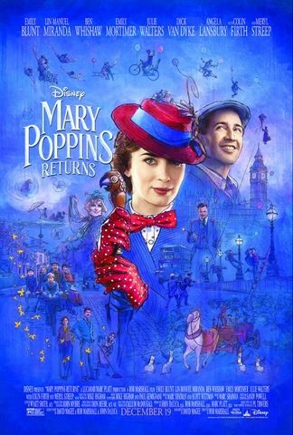 Return of Mary Poppins